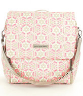 Petunia Pickle Bottom Blooming Brixham Boxy Backpack Diaper Bag
