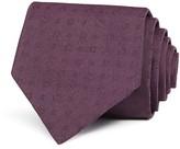 Salvatore Ferragamo Jacquard Gancini Classic Tie