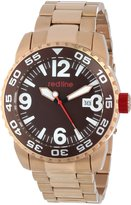 Redline Red Line Men's RL-60021 Ignition Analog Display Japanese Automatic Rose Gold Watch