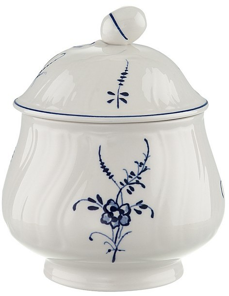 Villeroy & Boch Vieux Luxembourg Covered Sugar Bowl