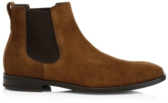 To Boot Kelley Suede Chelsea Boots