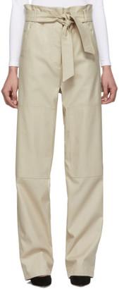Max Mara Beige Nepal Trousers