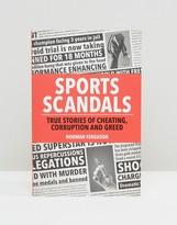Books Sports Scandal Book
