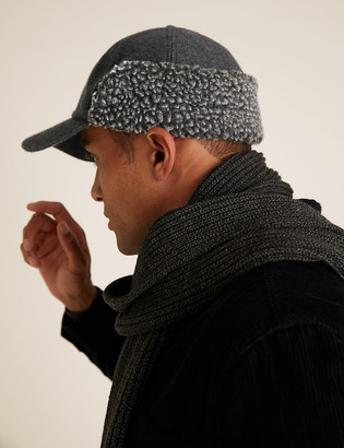 Marks and Spencer Baseball Cap with Thermowarmth