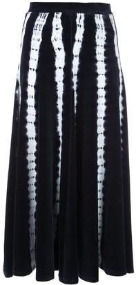 Proenza Schouler Tie Dye Skirt