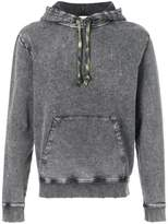 Saint Laurent stonewashed hoodie