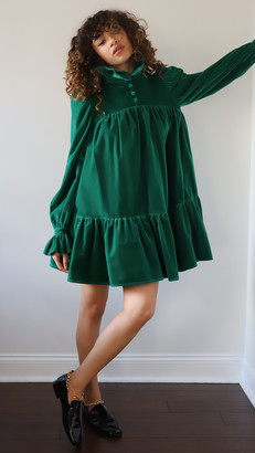 AVAVAV Mini Ruffle Dress