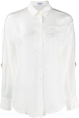 Brunello Cucinelli 3/4 Length Sleeve Shirt