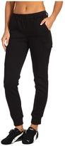 Puma MV Knit Pant (Black) - Apparel