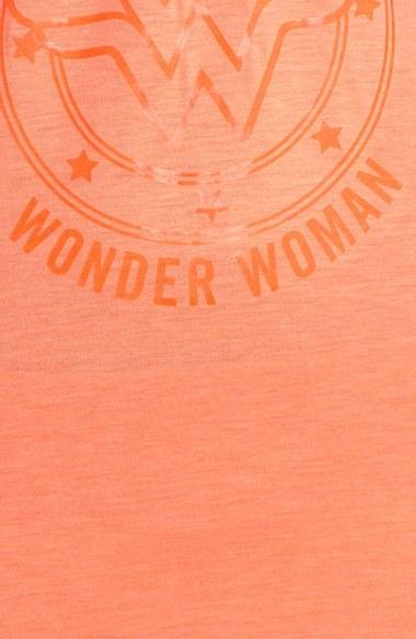 Under Armour 'Alter Ego - Wonder Woman' Racerback Tank