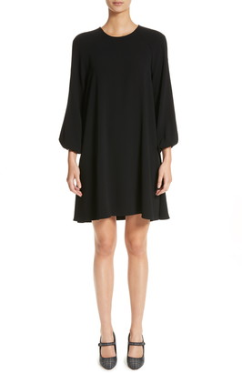 Co Raglan Sleeve Peasant Dress