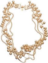 Tuleste Market Pom Pom Snake Necklace