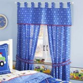 Olive Kids Under Construction Window Valance