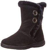 White Mountain Women's Trip Winter Boot, Black, 7 US/7 M US