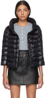 Herno Black Down Sofia Jacket