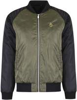 Luke 1977 Men's Namvet souvenir bomber jacket