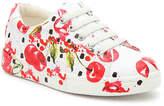 Sam Edelman Girls Blane Milford Toddler Slip-On Sneaker
