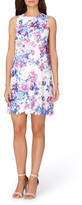 Tahari Women's Floral Trapeze Dress