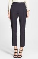Akris Punto Women's 'Franca' Techno Cotton Pants