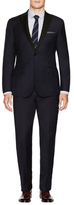 English Laundry Regular Fit Peak Lapel Wool Suit