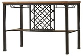 Woodside Counter Height Dining Table Trent Austin Design
