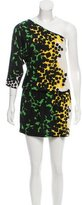 Tibi Printed Knee-Length Dress w/ Tags