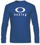 Oakley Printed For Mens Long Sleeves Tops