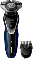 Philips Series 5000 Wet And Dry Men's Electric Shaver S5572/40 With Turbo+ Mode & Beard Trimmer Shaver S5572/40