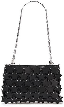 Paco Rabanne Iconic 1969 Star Layered Laser-cut Leather Shoulder Bag