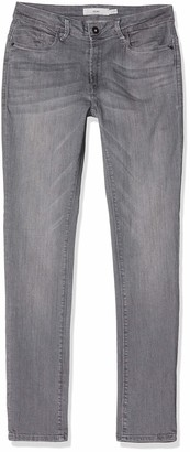 Ichi Women's Erin Izaro Light Grey Jeans