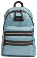 Marc Jacobs 'Biker' Nylon Backpack - Blue