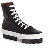 Givenchy Women's Platform High Top Sneaker