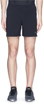 Isaora 4-way stretch running shorts