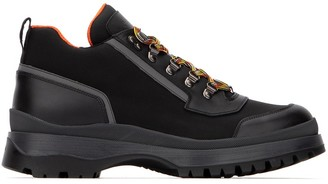 Prada Lace-Up Trekking Sneakers