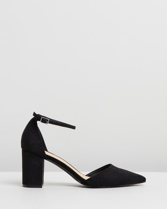 Therapy Loren Pointed Toe Block Heels