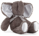 Swankie Blankie Large Plush Elephant Toy, Gray