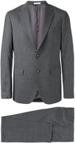 Boglioli classic two-piece suit - men - Cupro/Virgin Wool - 50
