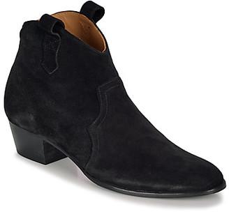 Emma.Go Emma Go HARPER women's Low Ankle Boots in Black