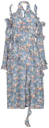 R 13 Knee-length dresses