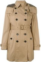 Burberry double breasted trench-coat