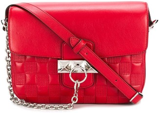 Mulberry Keeley Quilted Satchel cross body bag