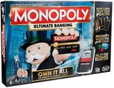 Hasbro Monopoly Game: Ultimate Banking Edition by