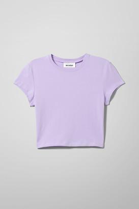 Weekday Sabra T-shirt - Black