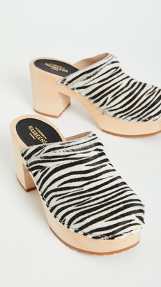 Swedish Hasbeens Louise Clogs