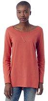 Alternative Women's Cotton Modal Jersey Around Town Tunic Top