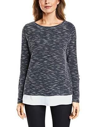 Cecil Women's 312777 Long Sleeve Top,Medium
