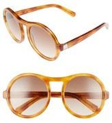Chloé Marlow 57mm Round Sunglasses