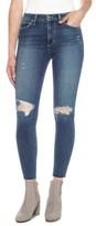 Joe's Jeans Women's Charlie High Waist Ankle Skinny Jeans