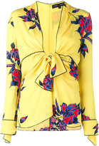 Proenza Schouler floral print blouse - women - Silk - 4