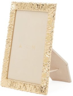 AERIN Ambroise Small Photo Frame - Gold